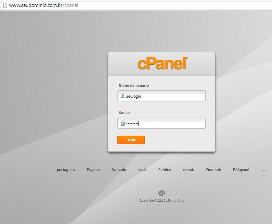acesso_cpanel